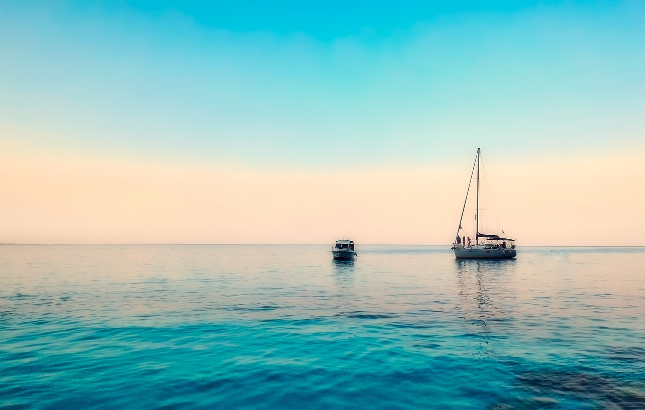 La serenità del Mediterraneo