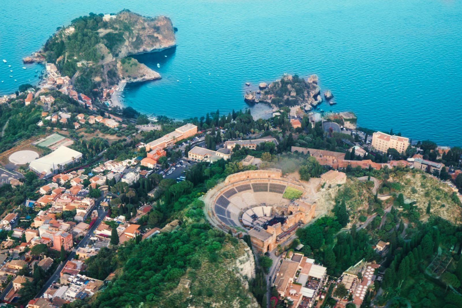 Vacanza a Taormina
